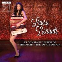 BWW CD Reviews: Laura Benanti's IN CONSTANT SEARCH OF THE RIGHT KIND OF ATTENTION Is Sweet, Fun, and Quirky