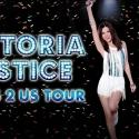 Nickelodeon's VICTORIA JUSTICE Embarks on 'Here's 2 Us Tour'; Tix on Sale Today
