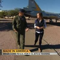 CBS THIS MORNING Goes Behind-the-Scens with Air National Guard