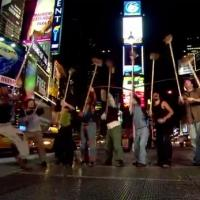 STAGE TUBE: 'STOMP Out Litter' Campaign Promo Urges New Yorkers to Keep the City Clean