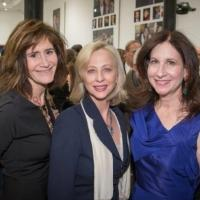 Photo Flash: Photographer Annie Watt's IMPROMPTU PORTRAITS at Park Avenue's Galerie Dumonteil Draws Glittering Crowd