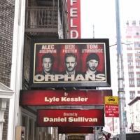 ORPHANS, Starring Alec Baldwin, Ben Foster & Tom Sturridge Closes on Broadway Today