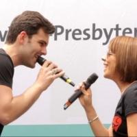 BWW TV: PIECE OF MY HEART Company Rocks Out at BROADWAY IN BRYANT PARK!