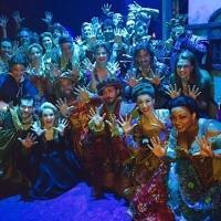 SOMETHING ROTTEN! Cast Celebrates 10 Tony Nominations Backstage