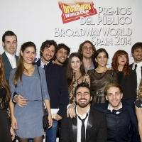 PHOTO FLASH: Llegada de invitados a los Premios del P�blico BWW Spain 2014 (II)