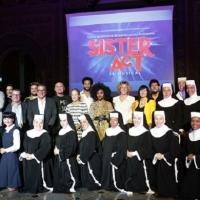 Photo Flash: Presentaci�n de la compa��a de 'Sister Act' en Barcelona