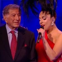 VIDEO: Tony Bennett & Lady Gaga Perform 'Cheek to Cheek' on THE VIEW