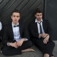 Breakout Pop Trio AJR Releases Debut Album 'Living Room' Today