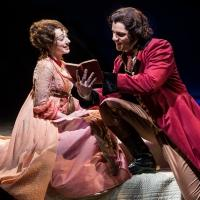 Photo Flash: First Look at Megan McGinnis and More in Chicago Shakespeare's SENSE AND SENSIBILITY World Premiere