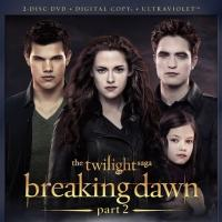 THE TWILIGHT SAGA: BREAKING DAWN - PART 2 Sells 3.85 Million Blu-ray/DVD Units in Debut Weekend