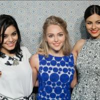 Fashion Photo of the Day 2/13/13 - Vanessa Hudgens, AnnaSophia Robb and Victoria Justice