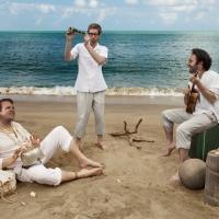 Recess Monkey's 'Desert Island Disc' Released Today