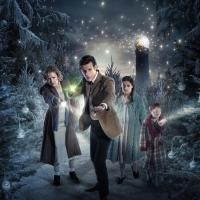 DOCTOR WHO Christmas Special Delivers Record-Breaking Year for BBC America