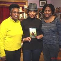 Spoken Word Artist Cherrie Amour Hosts NYC FREE TO BE ME Book Reading