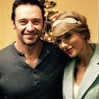 Taylor Swift Wins Hugh Jackman's Shirt at BC/EFA Auction