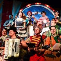 Photo Flash: First Look at The Hypocrites' THE MIKADO