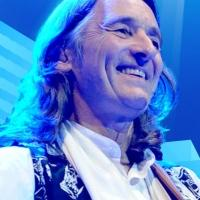 Roger Hodgson Comes to MotorCity Casino Hotel's Sound Board Tonight