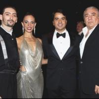 Photo Coverage: Luis Fonsi Celebrates First Night in FOREVER TANGO!
