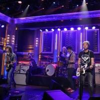 VIDEO: Ryan Adams Performs 'Gimme Something Good' on TONIGHT SHOW