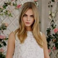 Cara Delevingne The Face of Mulberry for Spring