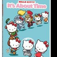 HELLO KITTY Presents The Latest Original Graphic Novel