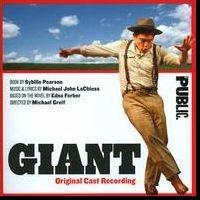 GIANT's Kate Baldwin, Brian d'Arcy James, Michael John LaChiusa Set for Barnes & Noble CD Signing, 8/1
