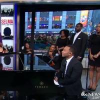 VIDEO: John Legend & Common Discuss New Song 'Glory' from SELMA Soundtrack