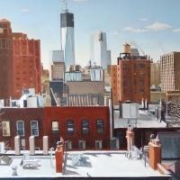 Sharyn Finnegan Solo Exhibit Set for Blue Mountain Gallery, 12/26-1/25