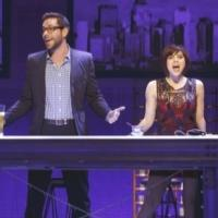 Photo Flash: First Look at Zachary Levi, Krysta Rodriguez & More in FIRST DATE on Broadway!