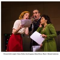 BWW Reviews: IT'S A WONDERFUL LIFE: A LIVE RADIO PLAY at Center Stage: Does it Equal a Wonderful Play?