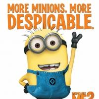 DESPICABLE ME 2 Tops Rentrak's DVD & Blu-ray Sales & Rentals for Week Ending 12/22