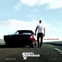Photo Flash: First Poster Released for FAST & FURIOUS 6