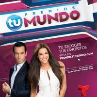 Telemundo Announces Nominees for 3rd Annual  PREMIOS TU MUNDO