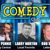 Indian Ranch to Welcome Comedians Chris Pennie, Larry Norton and Rob Steen, 5/9