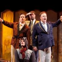 BWW Reviews: Synetic Theater's THREE MEN IN A BOAT (TO SAY NOTHING OF THE DOG) Offers Timeless Insights Into Traveling