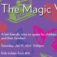 Lyric of Chicago to Present THE MAGIC VICTROLA, 1/17