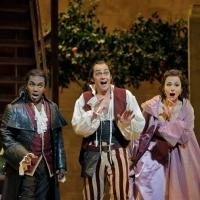 BWW Reviews: Jovial BARBIERE with Isabel Leonard Cuts the Mustard at the Met