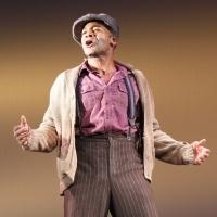 Brandon Victor Dixon Reprises Role in THE SCOTTSBORO BOYS, Beginning Tonight in the West End