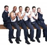 Photo Flash: New Images of THE FULL MONTY UK Tour - Gary Lucy, Andrew Dunn, Rupert Hill & More! Photos