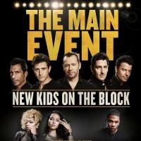 New Kids On The Block AnnounceTHE MAIN EVENT Tour ft. TLC & Nelly