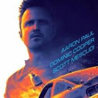 Photo Flash: First Poster for NEED FOR SPEED with Aaron Paul