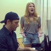 BWW TV Exclusive: CUTTING-EDGE COMPOSERS CORNER- In the Studio with Drew Gasparini!