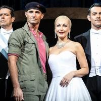 BWW Reviews: EVITA, Dominion Theatre, September 22 2014