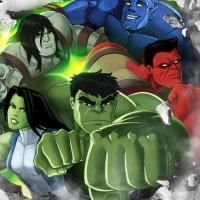 MARVEL'S HULK AND THE AGENTS OF S.M.A.S.H. Premieres Today on Disney XD