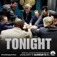 NBC's CELEBRITY APPRENTICE Jumps +35% From Last Season Premiere