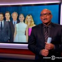 VIDEO: Watch Clip from Series Premiere of NIGHTLY SHOW WITH LARRY WILMORE