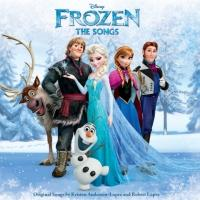 FROZEN: THE SONGS Now Available In Special Vinyl Edition