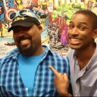 BWW TV: BROADWAY QUICK CHANGE with Robert Hartwell & ALADDIN's James Monroe Iglehart
