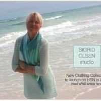 HSN to Premiere Sigrid Olsen's New Fashion Collection This Spring