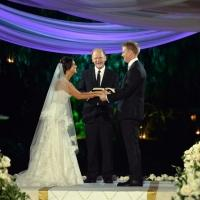 Photo Flash: THE BACHELOR's Sean & Catherine Tie the Knot LIVE on ABC!